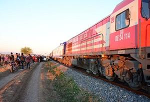 PKK'dan Trans Asya Trenine Mayınlı Saldırı!
