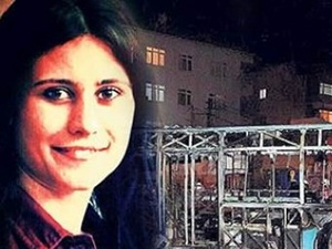 Otobüsleri YDG-H'lilerce Yakılan HDP'li Genç Kız İsyan Etti!