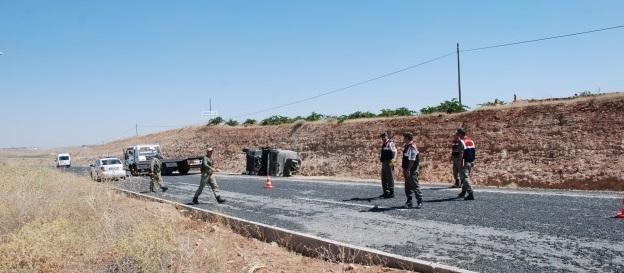 Mardin'de Askeri Araca Mayınlı Saldırı: 1 Ölü
