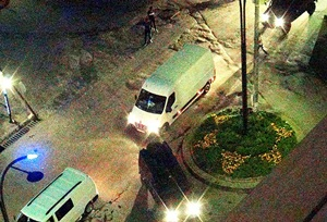 Tatvan Asker Hastanesi'ne Silâhlı Saldırı!