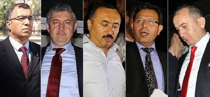 Tutuklu 4 Savcı Sincan F Tipi Cezaevi'ne Nakledildi