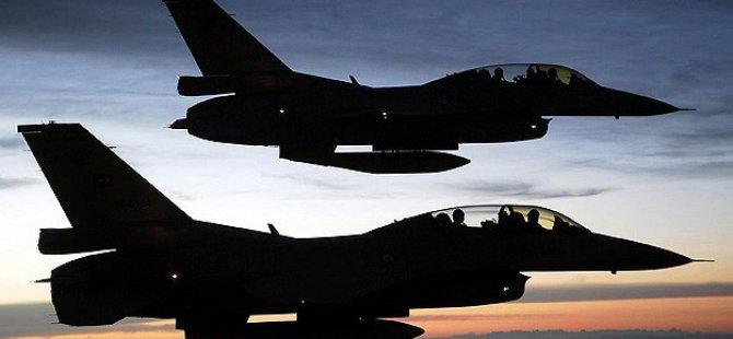 PKK'ya Ait 24 Hedef İmha Edildi
