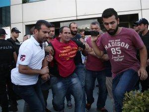 Sarıyer'de İşçiler CHP'li Belediyeyi Protesto Etti