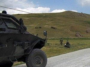 Bingöl'de Askeri Araca Mayınlı Saldırı