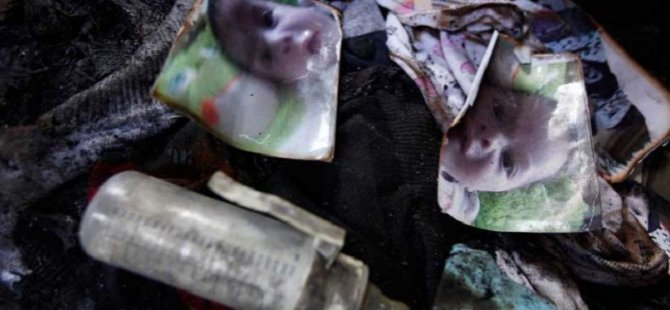 Filistin Yakılan Bebek İçin UCM'ye Başvurdu