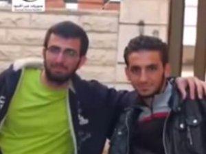 Suriye'li İki Kardeşin Buluşması