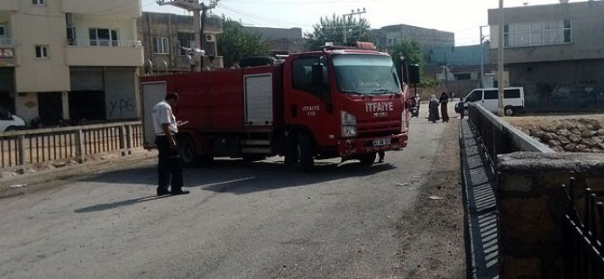 Diyarbakır'da Jandarma Taburuna Saldırı