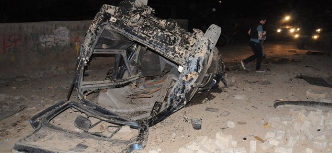 PKK'nın Polise Tuzağı Patladı: 1 Ölü