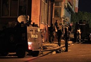 İstanbul ve Gaziantep'te PKK'ya Operasyon