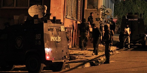 İstanbul'da Operasyon: 6 Gözaltı