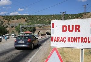 Tunceli-Erzincan Karayolunda Ulaşım Durdu!