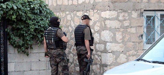 Adıyaman'da PKK Operasyonu: 13 Gözaltı