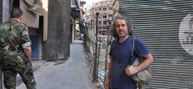 Şam'da Panik!