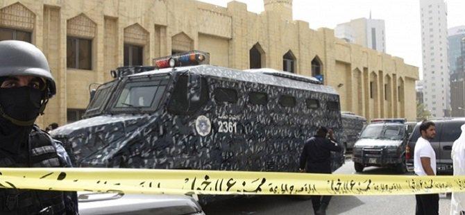 Suudi Arabistan'da Canlı Bomba Saldırısı