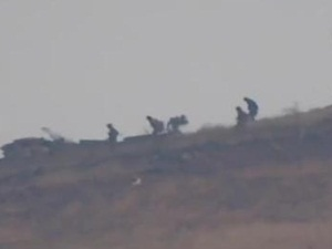 Fetih Ordusu'nun Baskınından Rejim Güçlerinin Kaçısı! (Video, Fotoğraf)