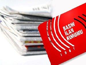 2015'in İlk Altı Ayında Hangi Gazete Ne Kadar Resmi İlan Aldı?