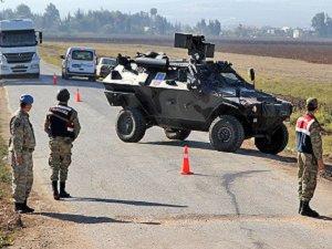 Kilis'te 4 Bölge Özel Güvenlik Bölgesi İlan Edildi