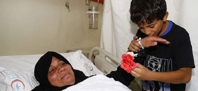 """Suriyeli Ahmed'in Annesinin Kalbi """"İyileşti"""""""