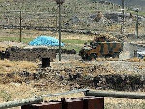 Ağrı'da PKK İle Çatışma