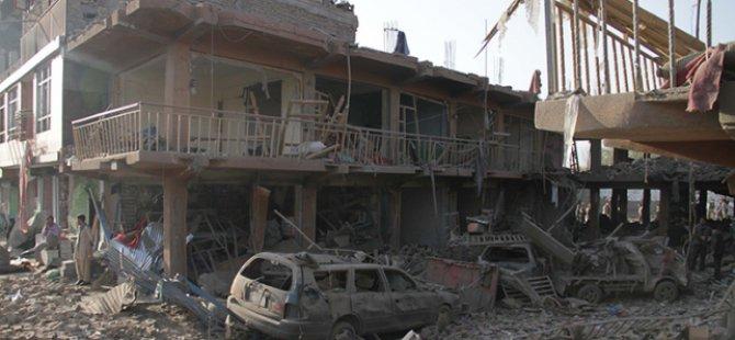 Afganistan'daki Canlı Bomba Saldırısında Ölü Sayısı Arttı