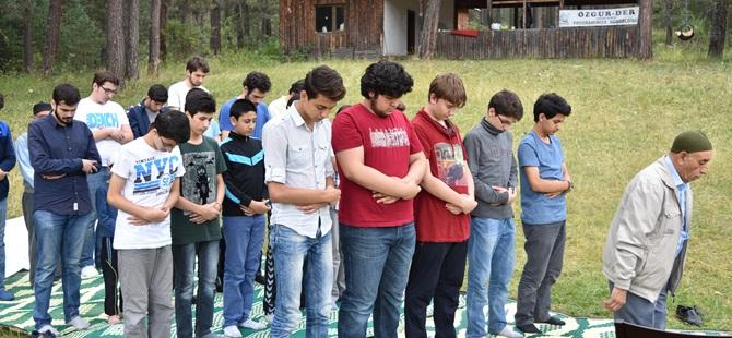 Çorum Özgür-Der Gençlik Kampı Sona Erdi