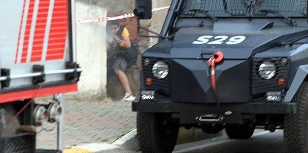 Sultanbeyli'de İki Saldırgan Öldürüldü