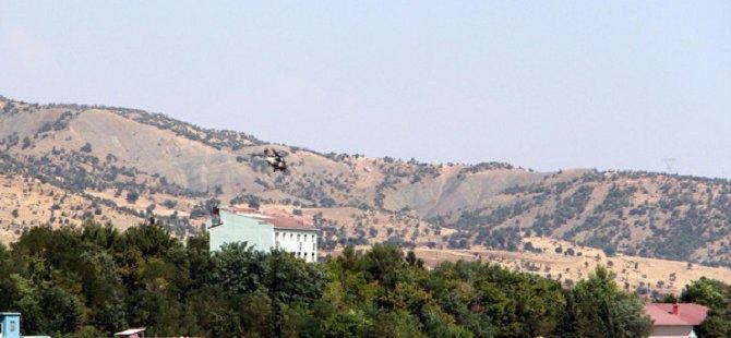 Şırnak'ta Askeri Helikoptere Saldırı