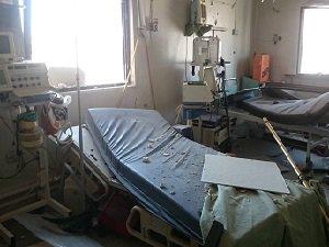 Hastaneler Esed Güçlerinin Öncelikli Hedefleri!