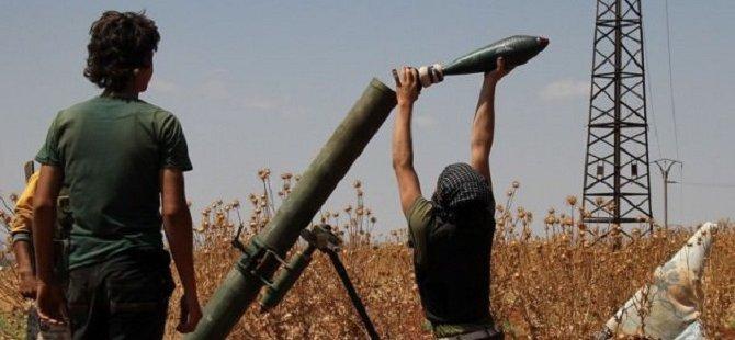 Suriyeli Direnişçilerin Taarruzu!