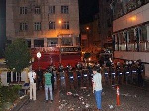 Bombalı Saldırı Sonrası HDP Binası Taşlandı