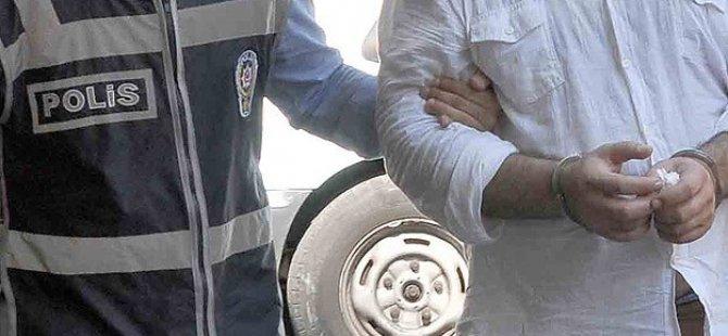 Tekirdağ'daki PKK-KCK Operasyonunda Tutuklama