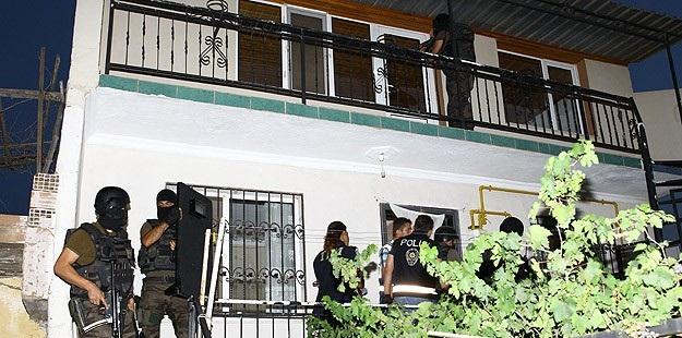 PKK, KCK, YDG-H ve IŞİD'e Operasyon: 39 Gözaltı