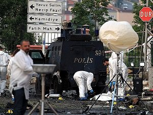 Polis Merkezine Saldırıyla İlgili 3 Kişi Gözaltında