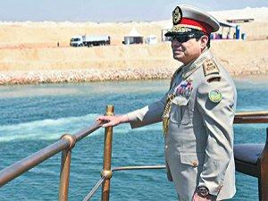 Sisi Rejimine Küresel Destek: Yeni Süveyş Kanalı Projesi