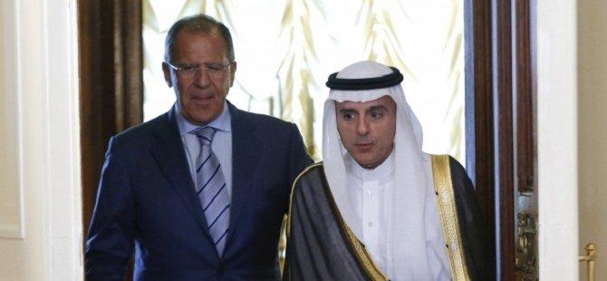 Suudi Arabistan: Esed Rejimli Bir Koalisyonda Yer Almayız