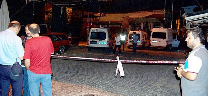 İzmir'de İki Patlama