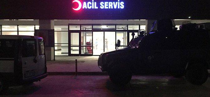 Elazığ'da Polise Roketatarlı Saldırı
