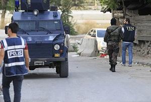 Kahramanmaraş'ta IŞİD Operasyonu: 3 Gözaltı