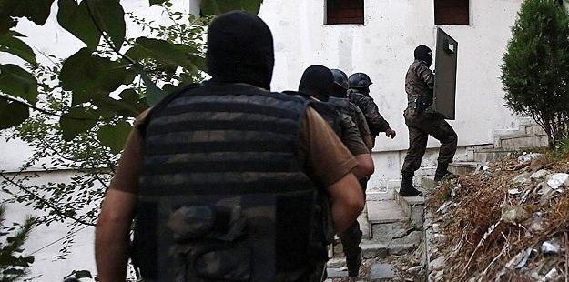 İstanbul'da YDG-H ve IŞİD Operasyonlarında Tutuklama