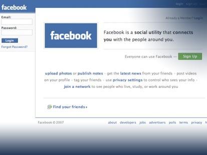 Facebook'tan Mossad Sansürü