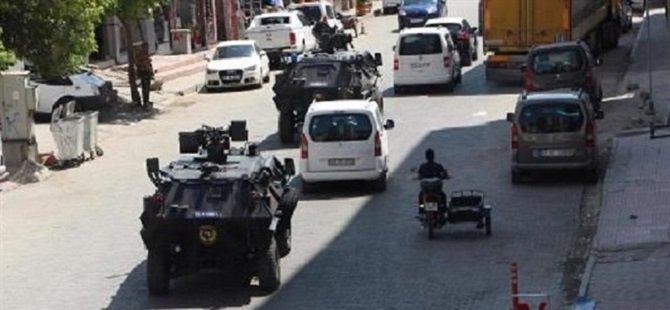 Şırnak'ta 'Özerklik' Açıklamasına Operasyon