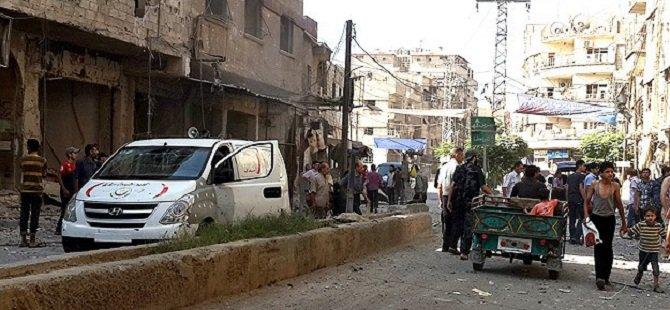 Doğu Guta'da 'Vakum Bombalı' Saldırı: 42 Ölü