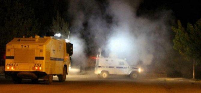 Tunceli'de Jandarma Bölge Komutanlığına Saldırı