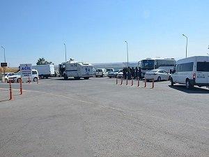Diyarbakır'da Jandarma Karakoluna Saldırı