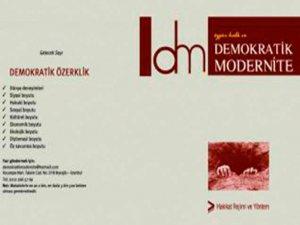 """""""PKK'nın Yeni Resmi İdeolojisi"""": Demokratik Modernite"""