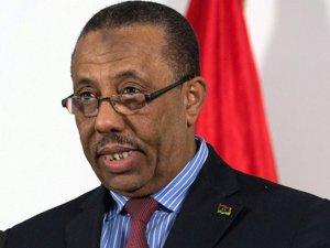 Libya'da İşbirlikçi Hükümetin Başbakanından İstifa