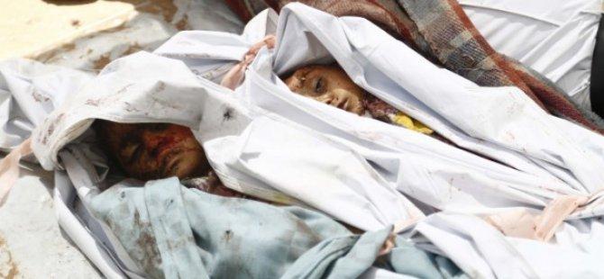 Esed'in Doğu Guta Katliamında Bilanço Artıyor: 60 Ölü