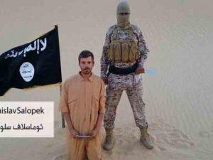 IŞİD'den Kan Donduran Yeni Bir Cinayet Daha!