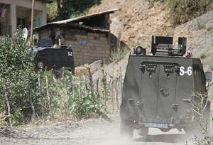 Yüksekova ve Diyadin'de PKK Saldırıları!