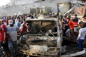 Bağdat'ta IŞİD Saldırısı: 76 Ölü